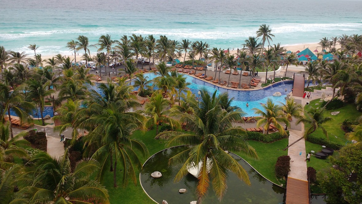 Universal Vacation Resorts Grand Oasis Cancun