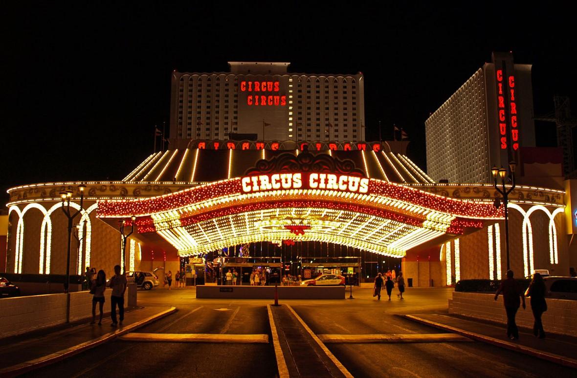 Universal Vacation Resorts - Circus Circus