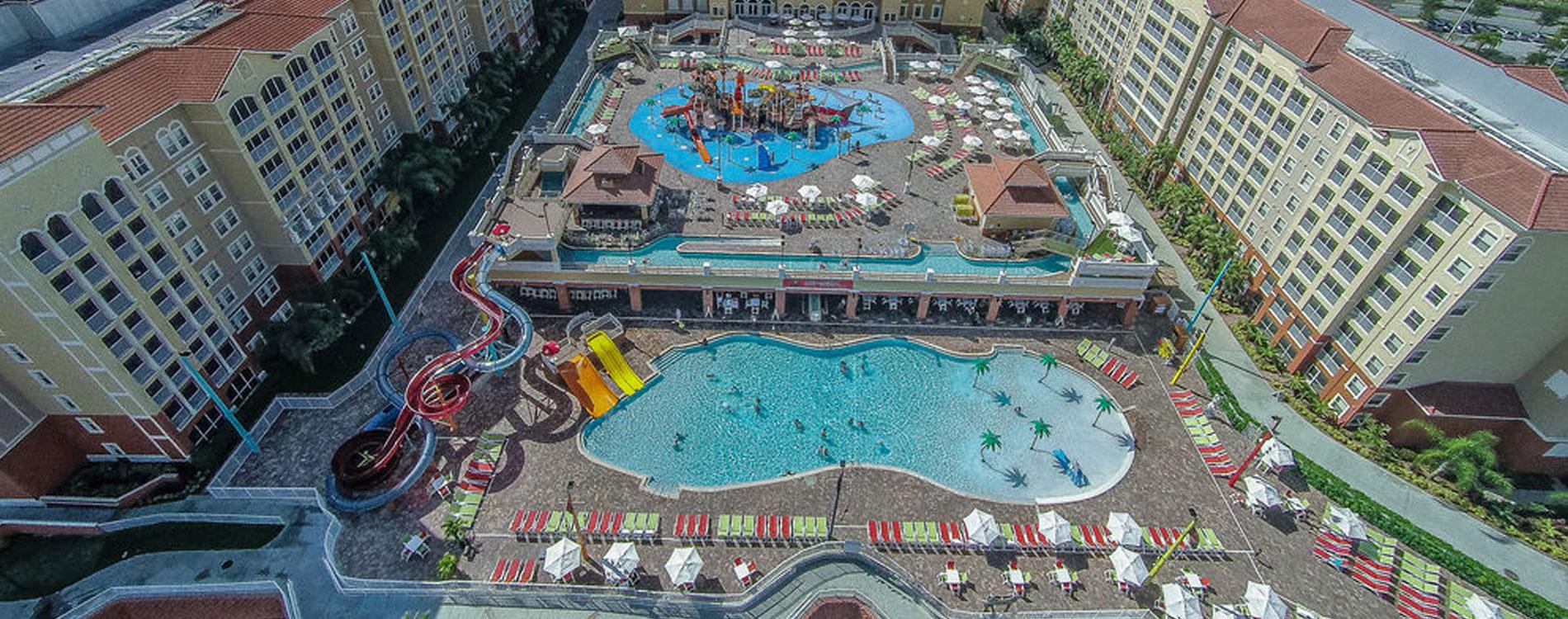 Universal Vacation Resorts Westgate Town Center Resort